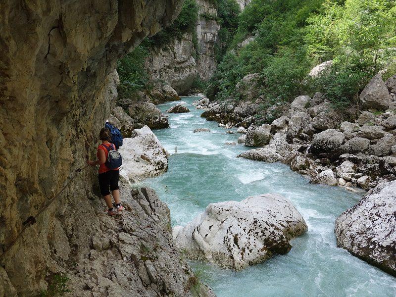 verdon gorges_traseu turistic