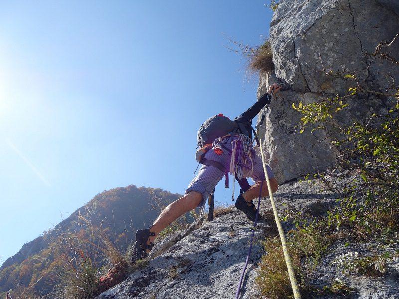 escalada catarare valea praovei brasov