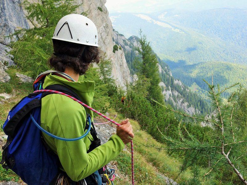 alpinism muntii bucegi, costila