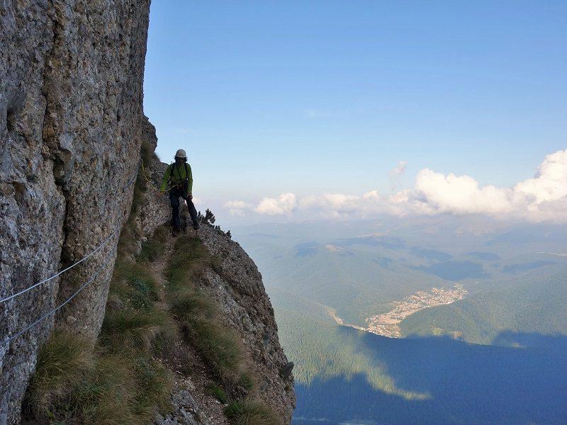 alpinism romania carpathians