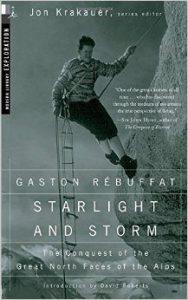 gaston rebuffat starlight and storm