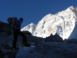 Interviu Cosmin Andron, Himalaya
