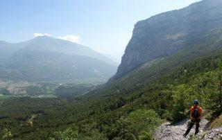 via Trento-escalada Arco Italia