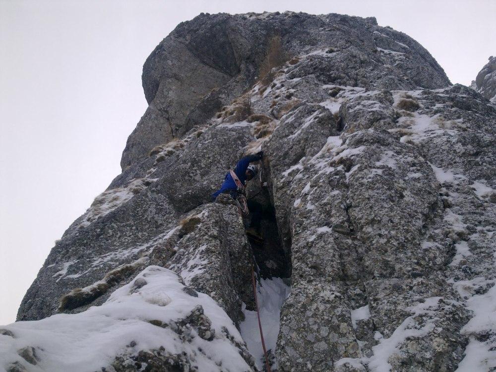 Ion Neagoe, Nușu, la cățărat de iarnă interviu