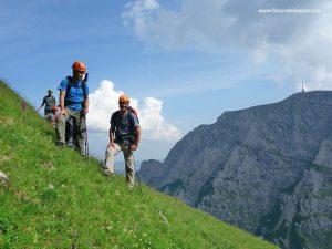 Mugurel Ilie pe Brâul Acelor, Munții Bucegi
