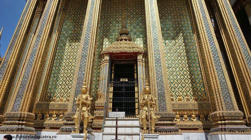 templu budist strălucitor, Marele Palat Imperial din Bangkok