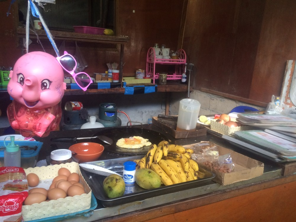mic dejun thailandez, tonsai