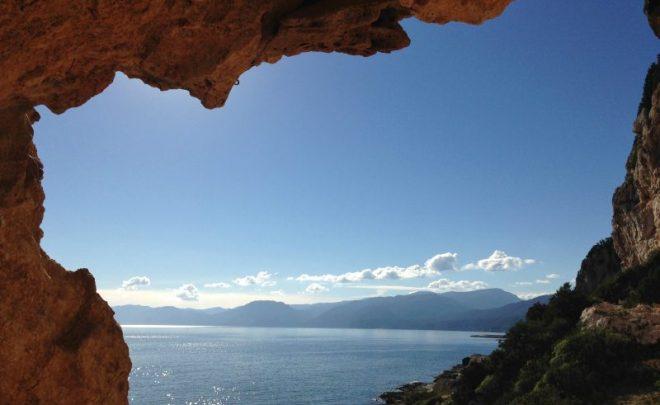 Sardinia on the rocks, cățărare de iarnă în Italia