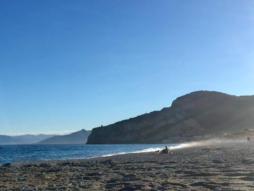 escalada finale ligure, italia (15), plaja si malul marii