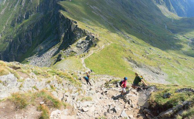 Vârful Moldoveanu pe cel mai scurt traseu, #maiculuxul