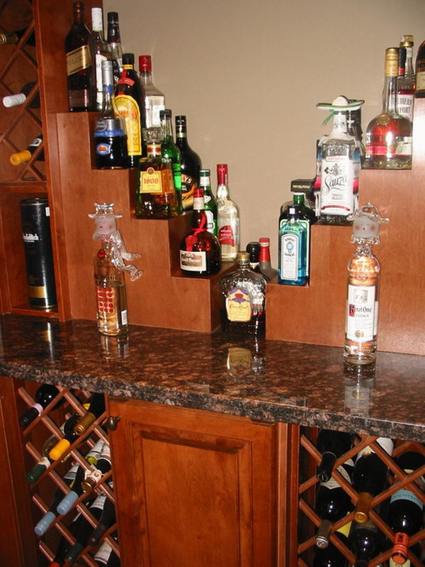 20 Creative Basement Bar Ideas
