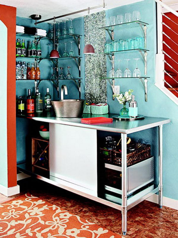 Small Home Bar Ideas