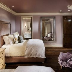 Rustic Paint Colors For Living Rooms Room Lamps Ideas 80 Inspirational Purple Bedroom Designs &