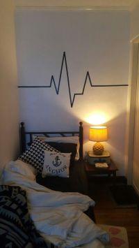 20+ DIY Washi Tape Wall Art Ideas