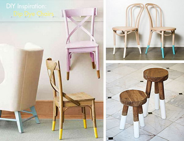 queen anne style chair double seat folding 30+ awesome diy furniture makeovers