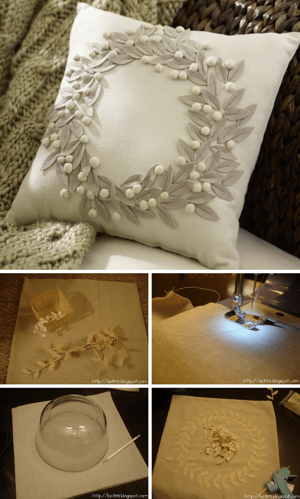 30 Easy DIY Decorative Pillow Tutorials  Ideas