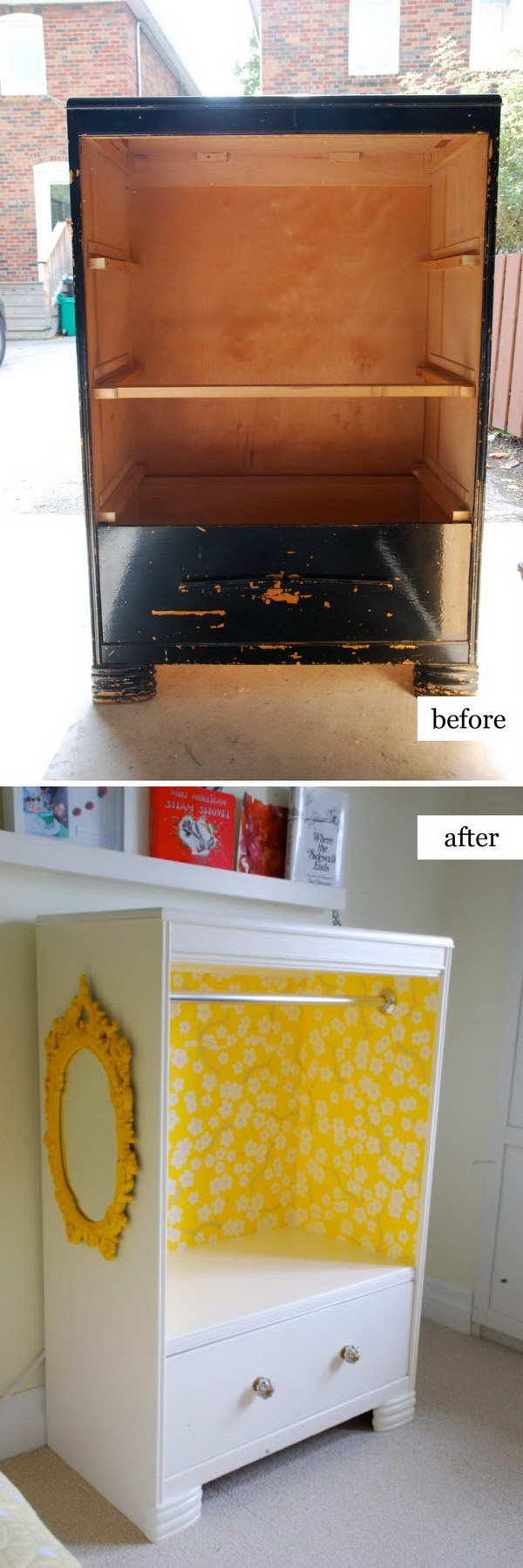 desk chair tall seat covers diy 40 awesome makeovers: clever ways with tutorials to repurpose old furniture