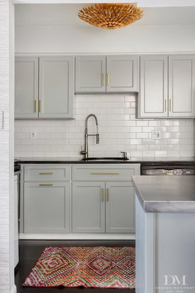 best color for gray kitchen cabinets 80+ Cool Kitchen Cabinet Paint Color Ideas