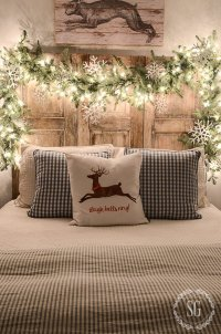 20+ Awesome Rustic Christmas Decorations