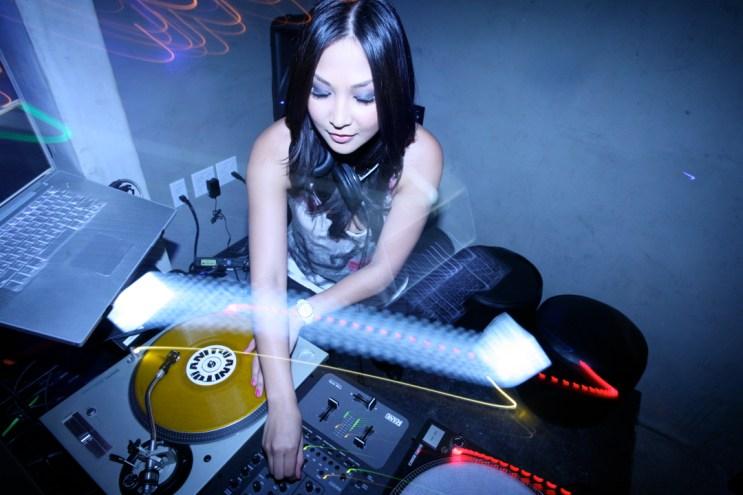 DJ Anit Women's Issue