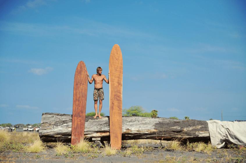 Surf Issue CJ Kanuha