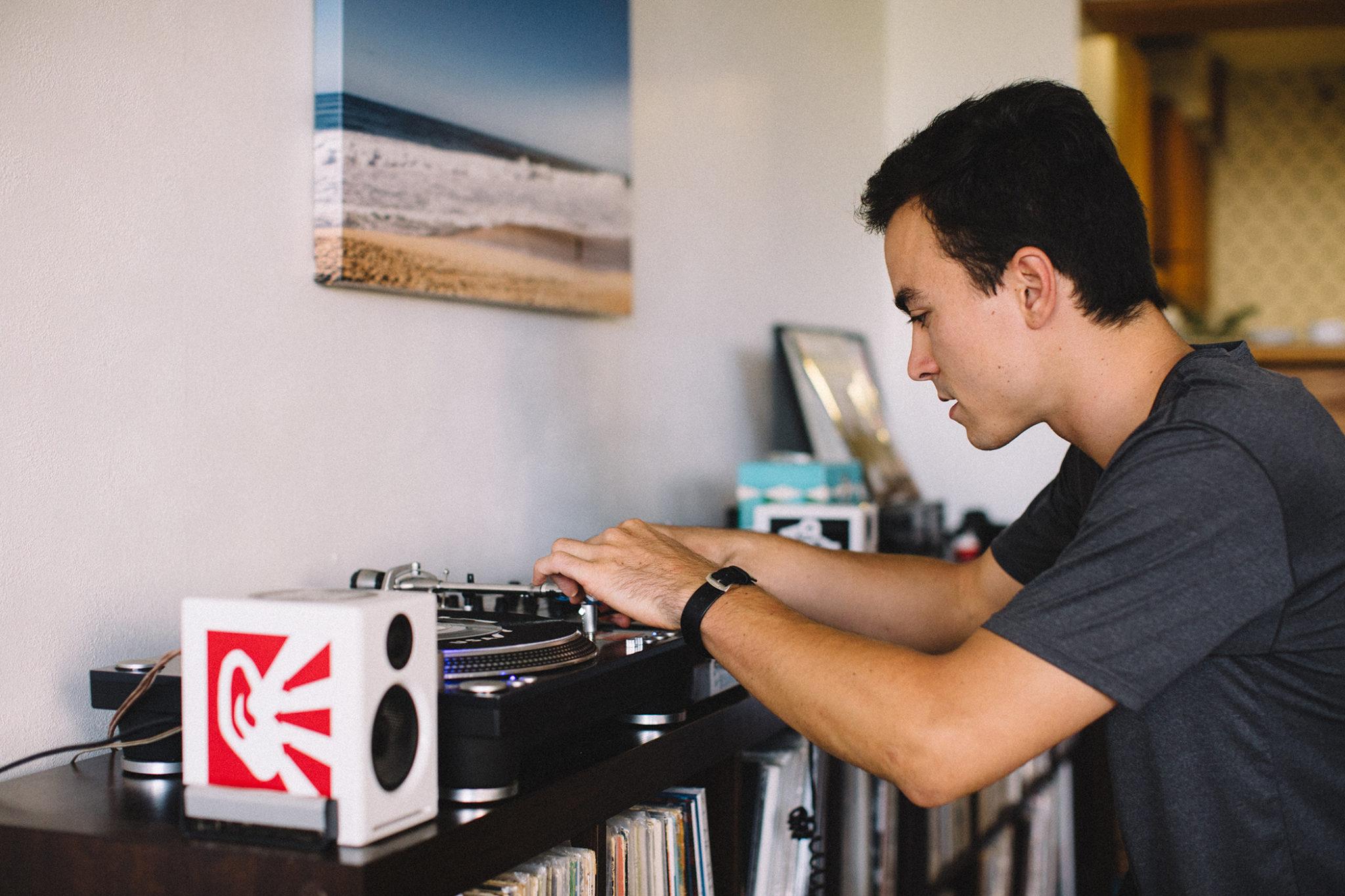 Roger Bong, DJ, FLUX Hawaii