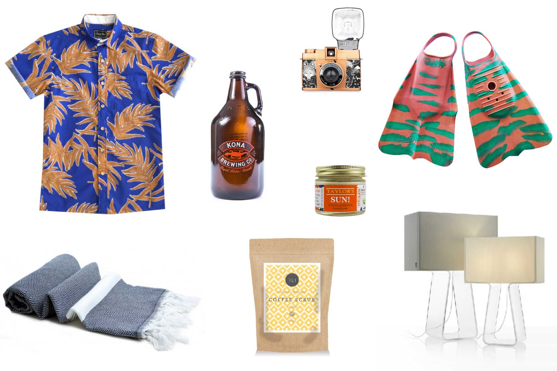FLUX Hawaii gift guide