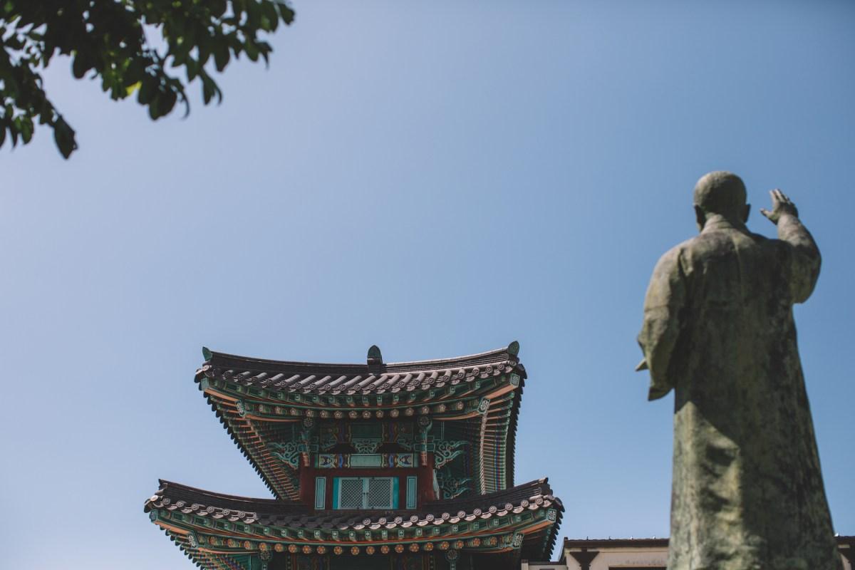 FLUX Hawaii Korean churches