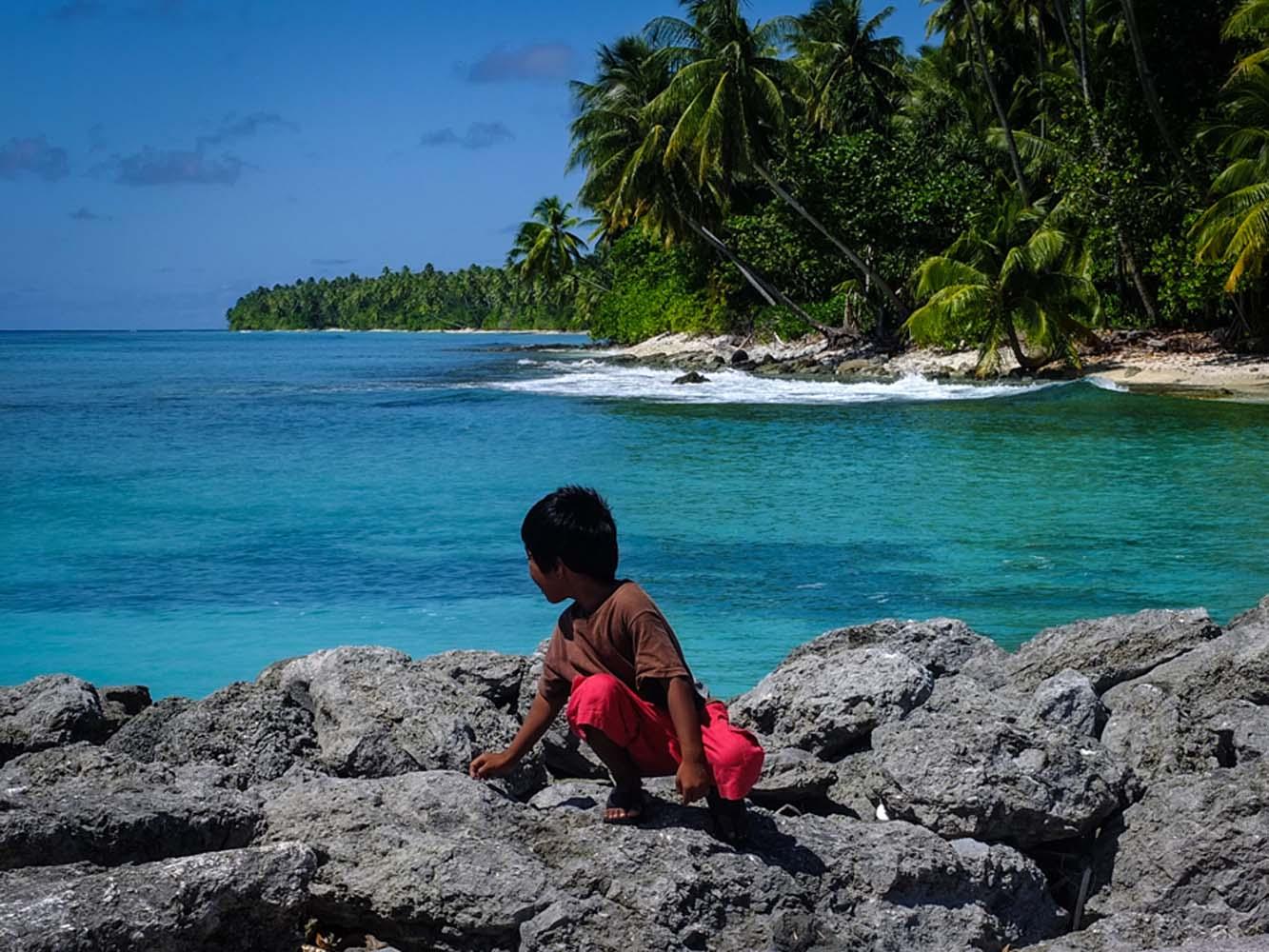 Atom Bombs and Rising Seas Marshall Islands