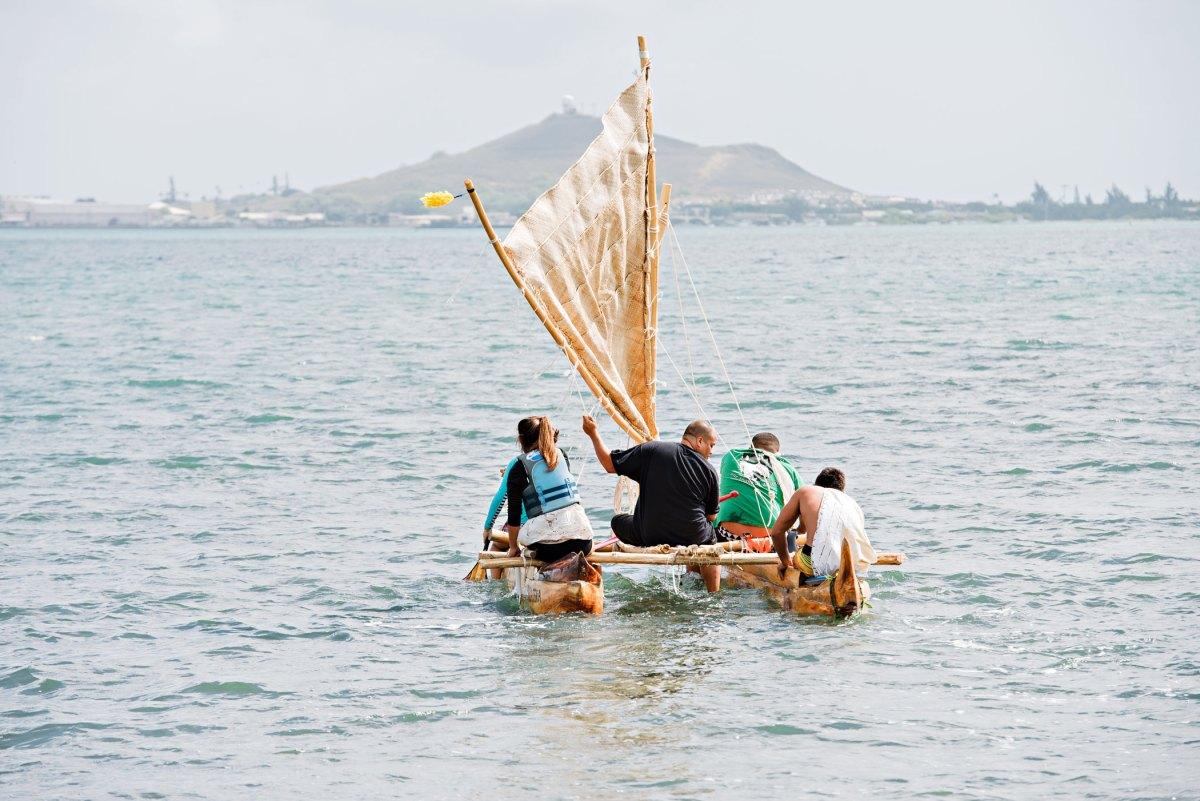 Floating Classrooms Canoe