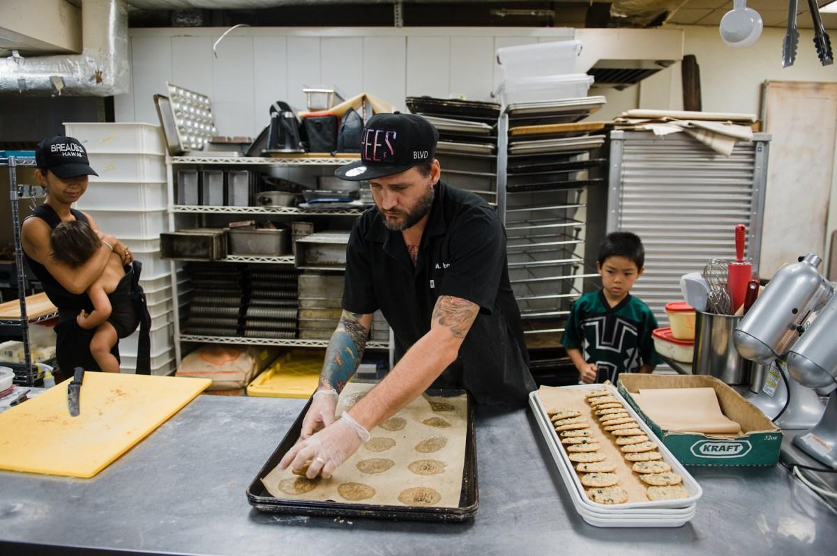 What Makes Them Tick Breadbox