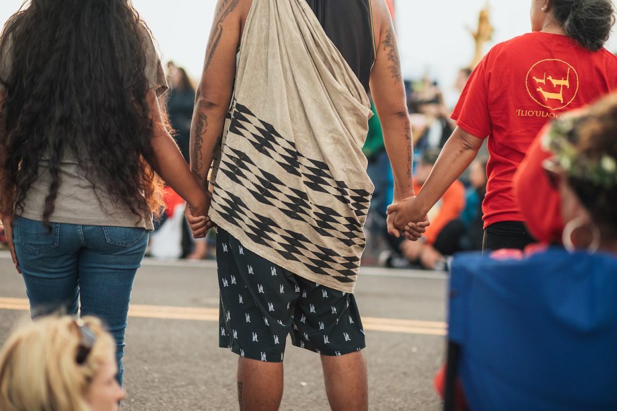FLUX For the Love of Lāhui Maunakea