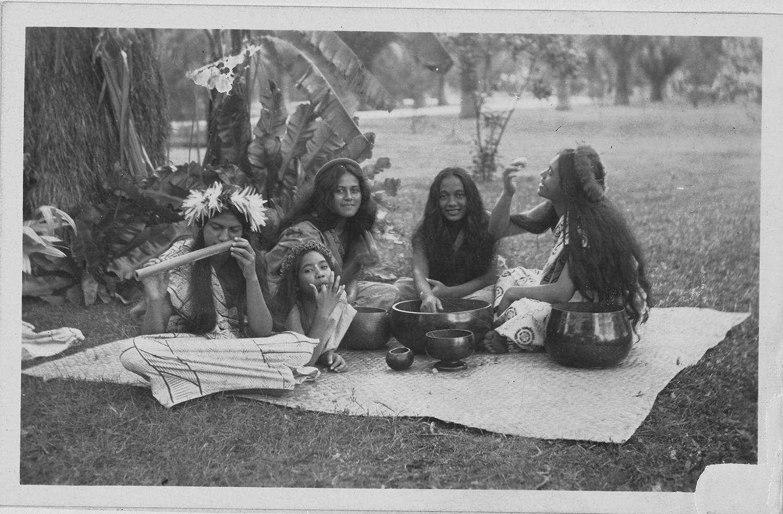Hawaiian genealogy
