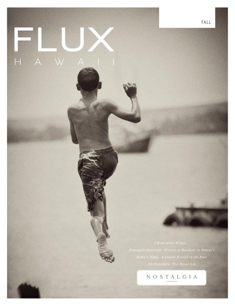 FLUX Cover of Issue 11: Nostalgia