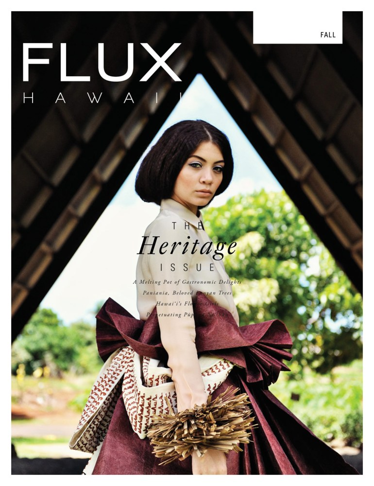 FLUX Cover of Issue 15: Heritage