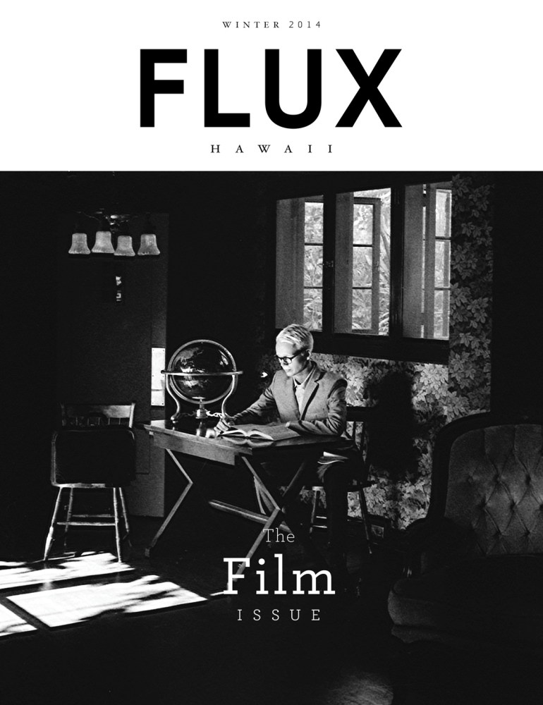 FLUX Cover of Issue 20: Film