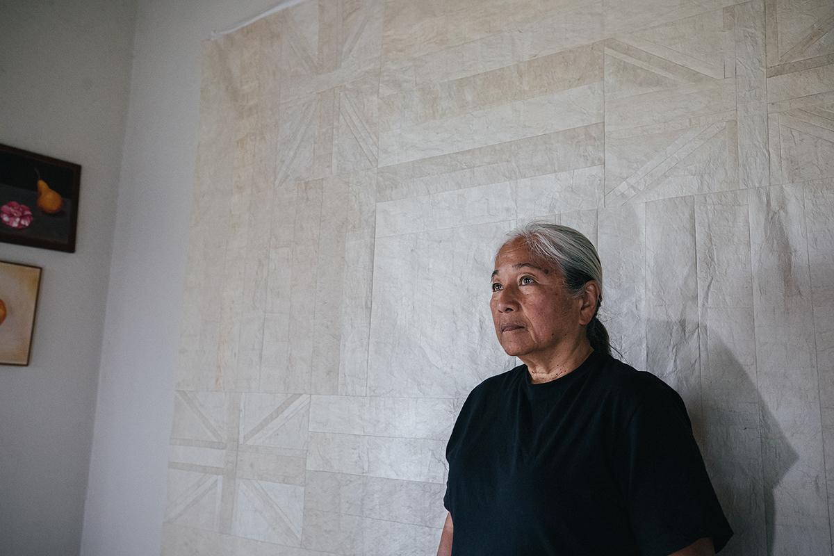 Native Hawaiian Artist Bernice Akamine