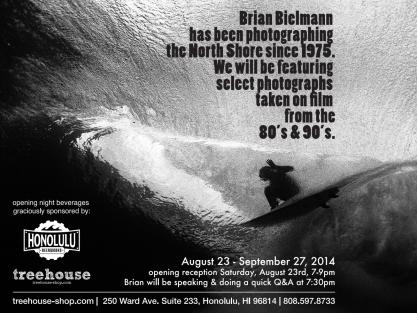 Bielmann show at Treehouse