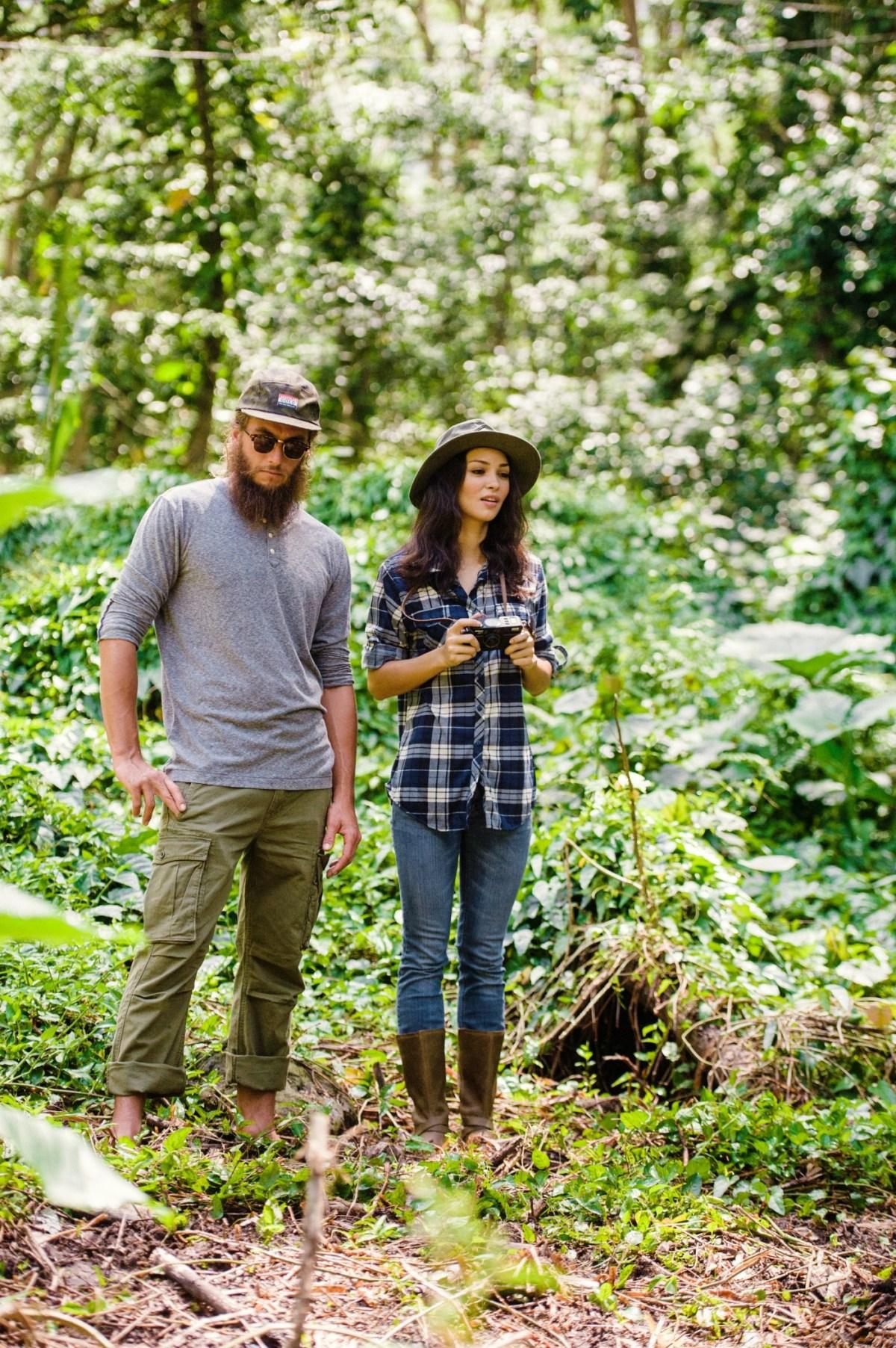 FLUX Hawaii forage