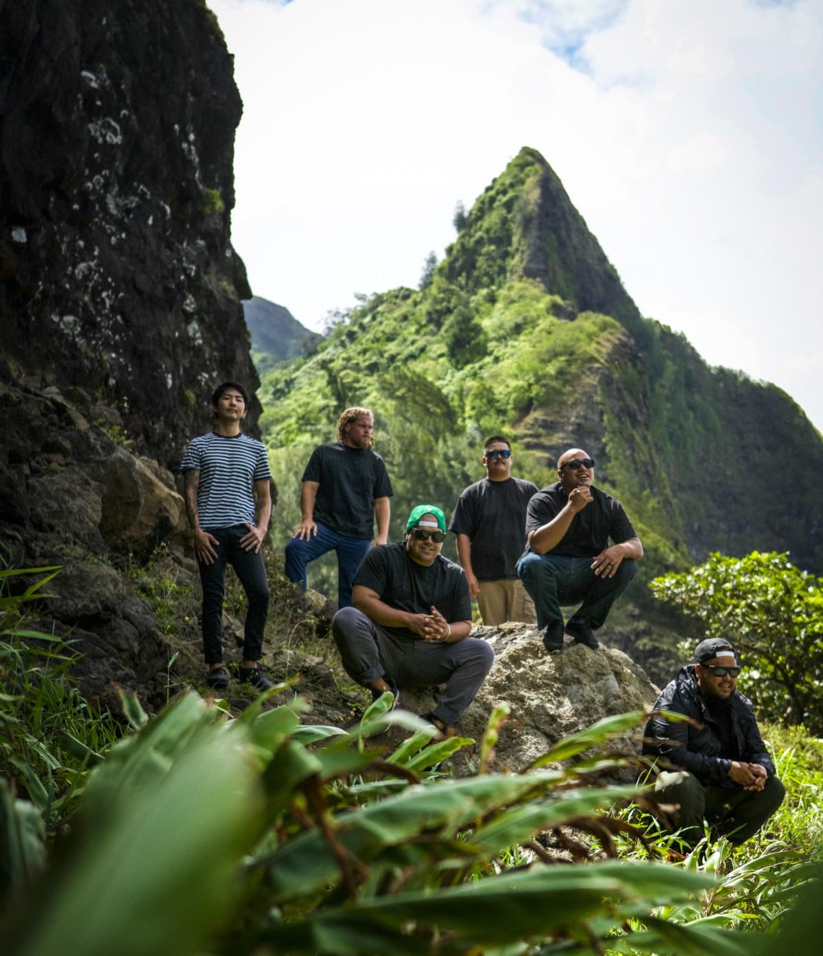 The Green Audio Ambassadors of Aloha
