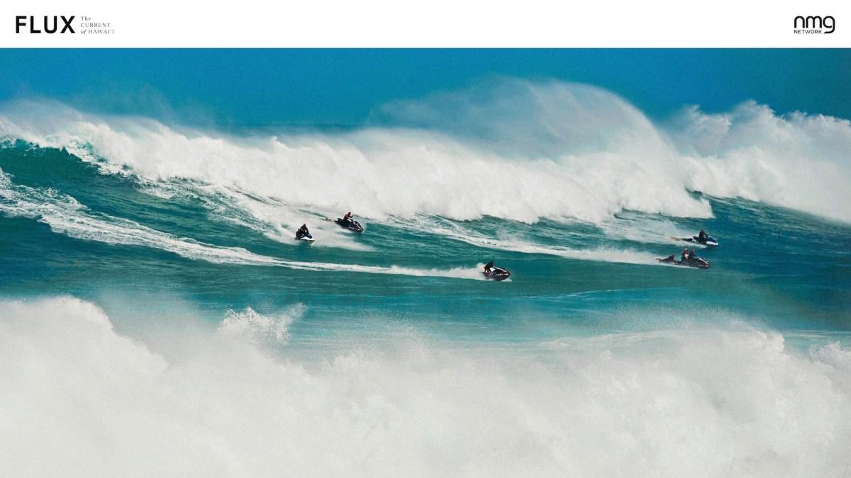 zoom hawaii waves