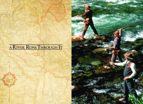"""A River Runs Through It"", 2006, DVD Special Edition booklet, with KustomCreative.com"