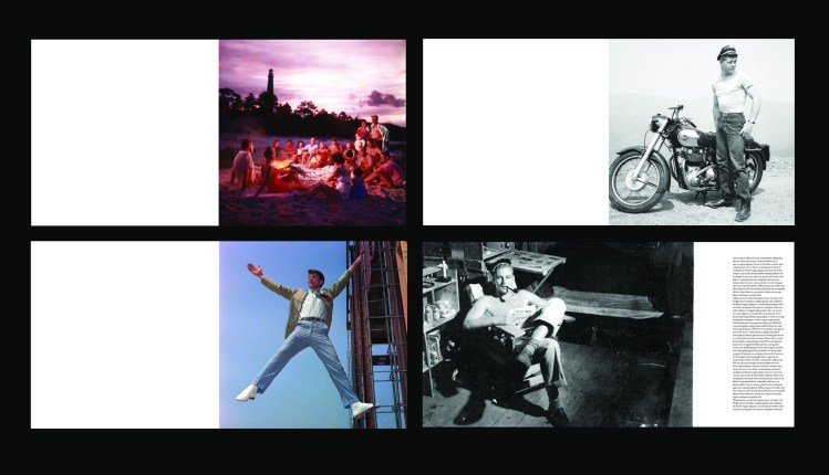 """""""My Life, My Friends, My Loves"""", 2005, Mel Roberts, selected page spreads, Unpublished/Incomplete,"""