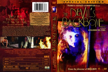 """The Devil's Backbone"", 2005, DVD Amaray, with KustomCreative.com"