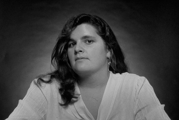 """Kim"", ""Perry"" 1988, Richmond, Va, Gelatin Silver print"