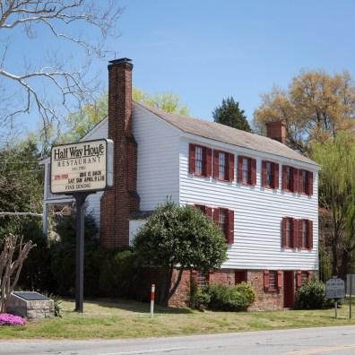 Halfway House, Jefferson Davis Highway, Virginia, 2011