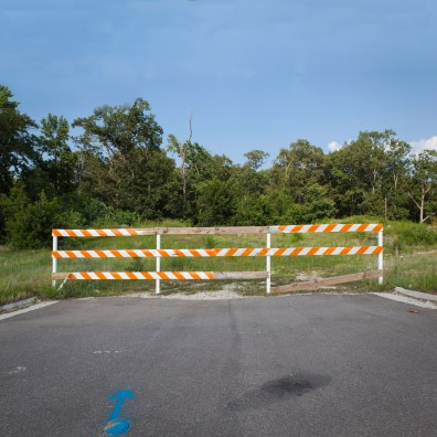 Dead End, Jefferson Davis Highway, Virginia, 2011