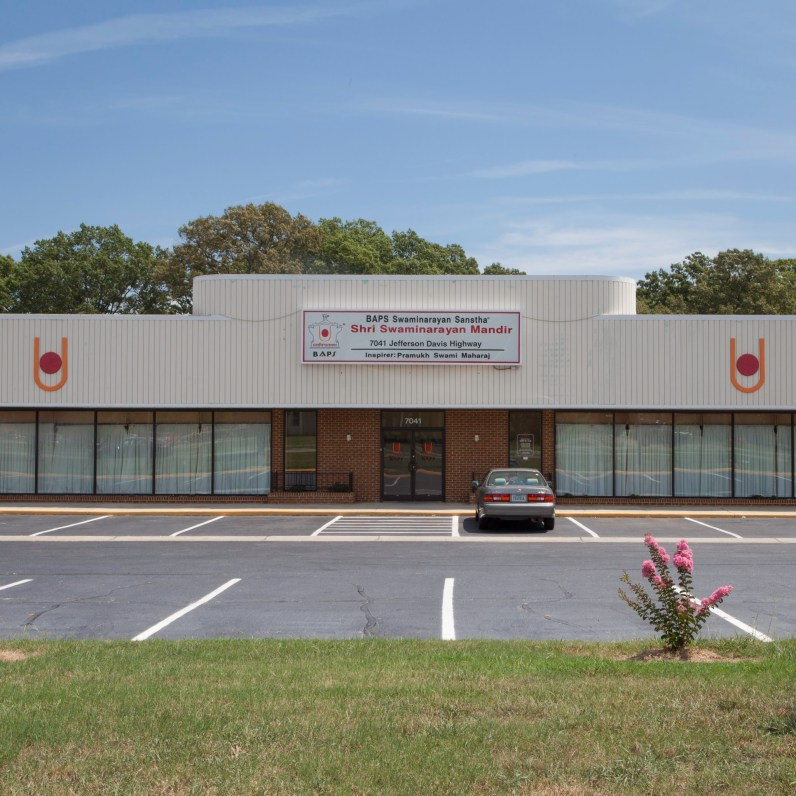 Meditation Center, Jefferson Davis Highway, Virginia, 2011