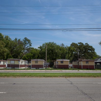 Trailer Park No. 3, Jefferson Davis Highway, Virginia, 2011