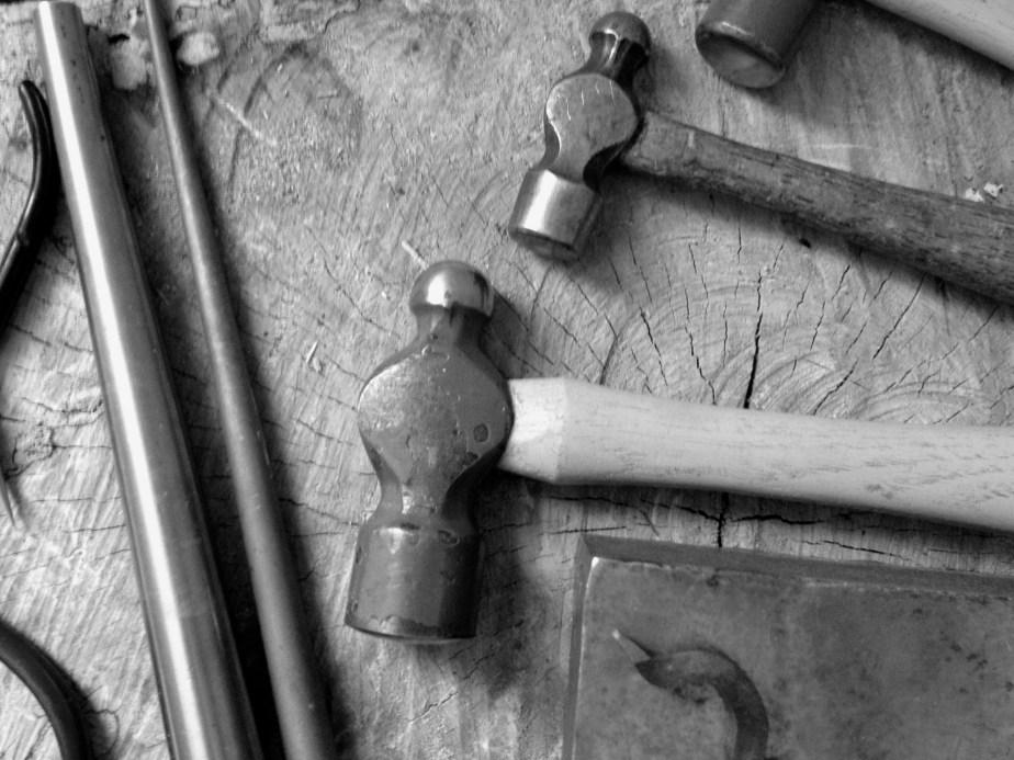 Jewelry Tools, Hammers, Mandrel, Steel Block, Stamp
